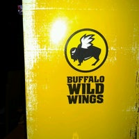 Photo taken at Buffalo Wild Wings by Thiamous M. on 10/14/2012