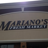 Photo taken at Mariano's Fresh Market by Jim on 4/8/2013