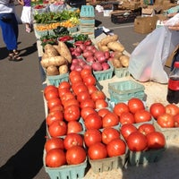 Photo taken at Topeka Farmers Market by Amy W. on 9/29/2012