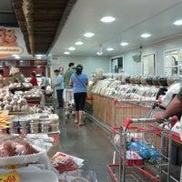 Photo taken at Supermercado Guanabara Jardim Do Sol by Ronan d. on 10/27/2012