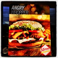 Photo taken at Burger King by Paige on 11/26/2012