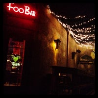 Photo taken at Foo Bar by Paige on 12/7/2013