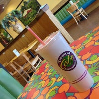 Photo taken at Tropical Smoothie Cafe by Paige on 4/14/2013