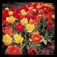 Photo taken at Hershey Gardens by Paige on 4/29/2013