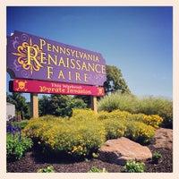 Photo taken at Pennsylvania Renaissance Faire by Paige on 8/24/2013