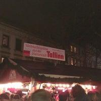 Photo taken at Tallinn by Christine on 12/12/2013