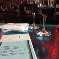 Photo taken at Jet Wine Bar by Matt E. on 11/10/2013