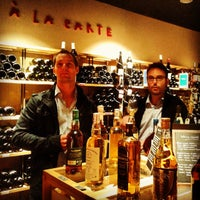 Photo taken at Le Vin Qui Parle by Anne M. on 10/19/2013