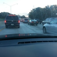 Photo taken at Interstate 10 by Winston S. on 10/31/2012