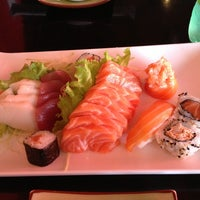 Photo taken at Kony Sushi by Marcelo O. on 3/29/2013
