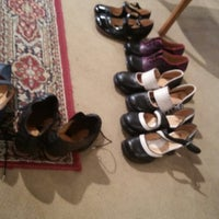 Photo taken at John Fluevog Shoes by Mary M. on 9/6/2014