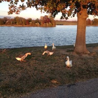 Photo taken at Shelby Farms Park by Tammye Renee on 11/7/2012