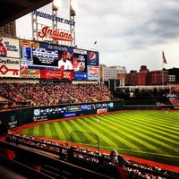 Photo taken at Progressive Field by Rich G. on 7/9/2013