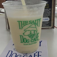 Photo taken at The Salty Dog Cafe by Jess C. on 1/2/2013