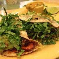 Photo taken at Cactus Taqueria by Lenny L. on 10/2/2012