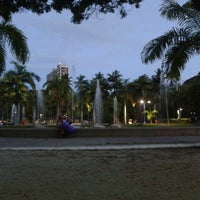 Photo taken at Parque 13 de Maio by Fagner D. on 5/9/2013