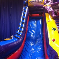 Photo taken at Pump It Up by Anthony M. on 3/24/2013