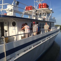 Photo taken at Capt. Tony's Great Getaway Fishing Charter by Anthony M. on 4/6/2015