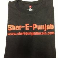 Photo taken at Sher-E-Punjab by Edwin C. on 2/12/2013