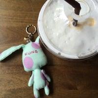 Photo taken at Loft Lek Lek Coffee by Happy K. on 4/10/2015