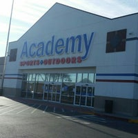 Photo taken at Academy Sports + Outdoors by Roy D. on 2/26/2016