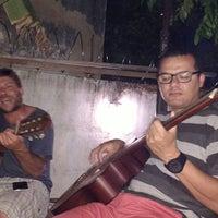 Photo taken at Av. Santos Dumond by Aslan C. on 12/20/2015