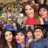 Photo taken at ABS-CBN Center Road by joy e. on 10/13/2016