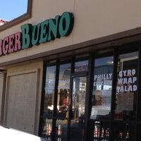 Photo taken at Burger Bueno by Jeff T. on 3/6/2013