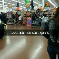 Photo taken at Walmart Supercenter by 🌸B. D. on 10/30/2015