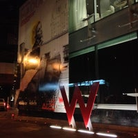Photo taken at W Hotel by Antonio M. on 9/27/2012