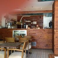 Photo taken at Bab-ı Sohbet Cafe by Murat A. on 6/25/2013