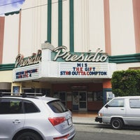 Photo taken at Marina Theater by Rob B. on 8/18/2015