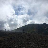 Photo taken at 硫黄岳山頂 by Tetsuhiko T. on 9/9/2017