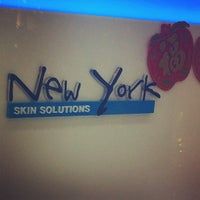 Photo taken at New York Skin Solution by ✩  ૢYumi S. on 2/3/2013