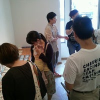 Photo taken at ギャラリー アーベイン by Shinarte H. on 7/13/2013