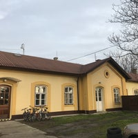 Photo taken at Železničná stanica Bernolákovo by Radovan C. on 1/9/2018