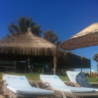 Photo taken at Fun Beach Club by 'Rana D. on 7/6/2013