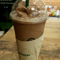 Photo taken at Café Amazon by Bennifer on 7/14/2016