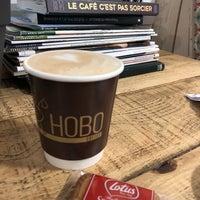 Снимок сделан в Hobo Coffee пользователем Abdulazeez A. 3/3/2018