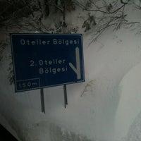 Photo taken at 2. Oteller Bölgesi by Yunus A. on 12/21/2012