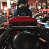 Photo taken at K1 Speed by Minwoo K. on 10/30/2015