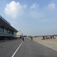 Photo taken at Vinh Airport by Samuel C. on 1/7/2017