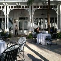 Photo taken at Latitudes Restaurant by Vincent G. on 8/21/2013