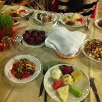 Photo taken at Akçam Otel by Yeşim E. on 3/24/2013