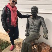 Photo taken at Sait Faik Abasıyanık Müzesi by Esra K. on 3/17/2018