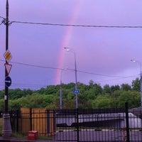 Photo taken at Baumanskaya Street by Olesya🌸 on 5/22/2013