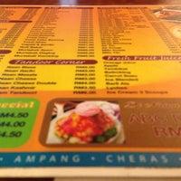 Photo taken at Restoran Di Naina by Mohammed A. on 3/22/2013