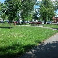 Photo taken at (S)Park by Máté N. on 5/15/2013