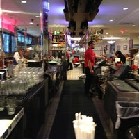 Photo taken at Silver Diner by Sean D. on 4/15/2013