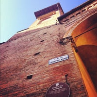 Photo taken at Piazza Verdi by Federico B. on 9/29/2012